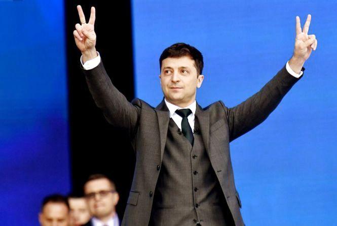 Тест: що ви знаєте про нового президента України?