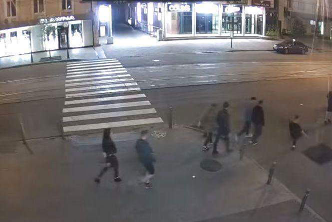 Шукають 9 вінничан, які ламали знаки, виривали кущі та били іграшки біля ROSHEN