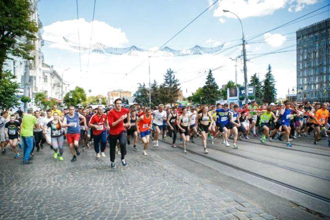 «Вінниця біжить»: де та коли перекриють рух транспорту 26-го травня