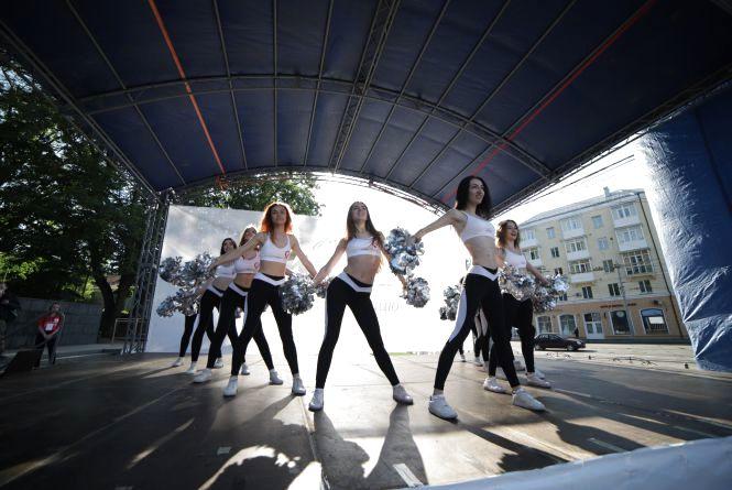 ТОП-100 найяскравіших фото з Вінницького напівмарафону