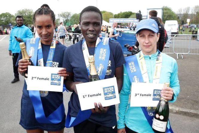 Вінничанка Віра Овчарук привезла «бронзу» з престижного марафону Белфаст