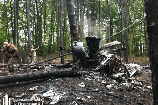 Катастрофа Мі-8. Загинули четверо льотчиків. Серед них — 25-річний вінничанин