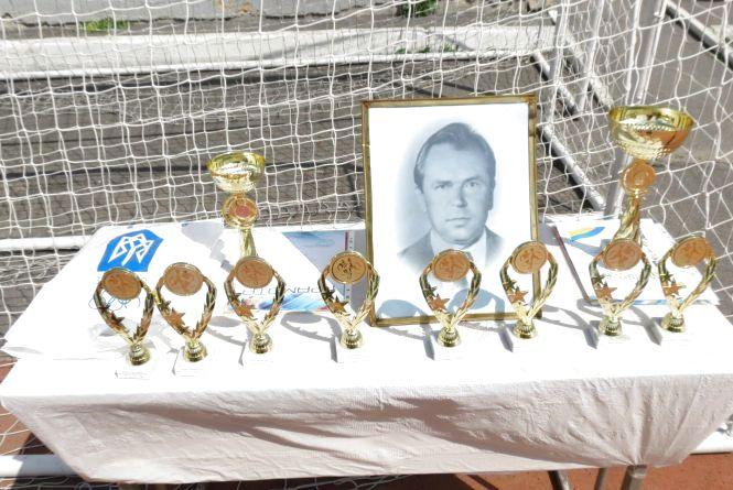 Меморіал Миколи Нєгрєєва виграли футболісти ДЮСШ Блохіна-Бєланова
