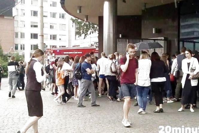 Хибне «замінування» 28 об'єктів: евакуювали понад 9 тисяч людей