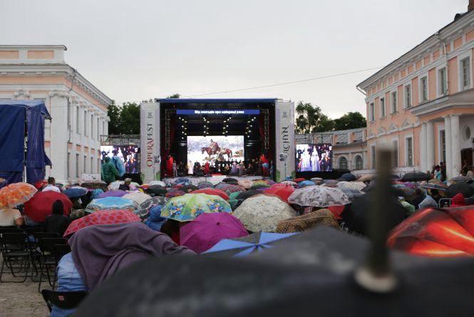 Дощ, поляки та Есмеральда: як пройшов четвертий день OPERAFEST TULCHYN