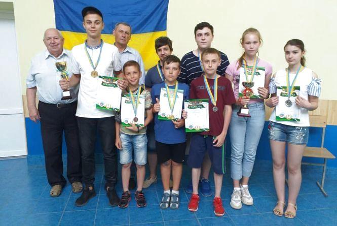 Чемпіонат Вінниці зі швидких шахів виграв юний жмеринчанин