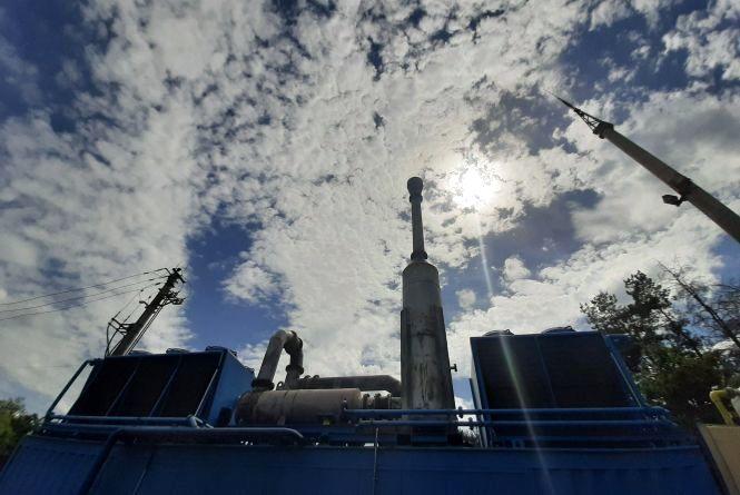 Газ під Вінницею можна добувати ще 50-60 років. Як німець робить гроші зі сміття