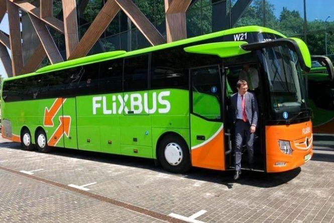 Німецький автобусний лоукостер FlixBus запустить маршрут з Вінниці