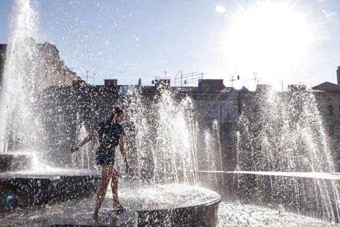 Прогноз погоди в Вінниці на сьогодні, 13 червня 2019 року
