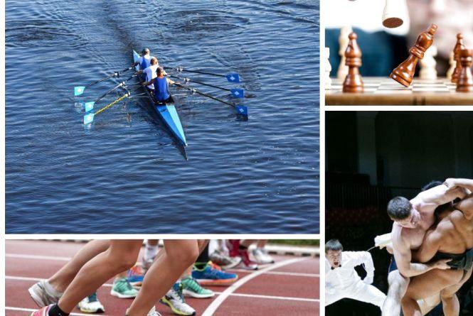Анонси спортивного тижня: шахи, веслування, легка атлетика, сумо
