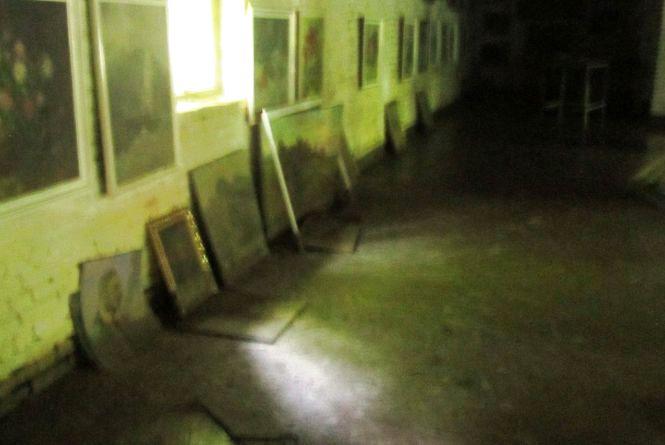 «Це не стихія винна…» У Тульчині знищено майстерню і 100 картин  художника Довганя