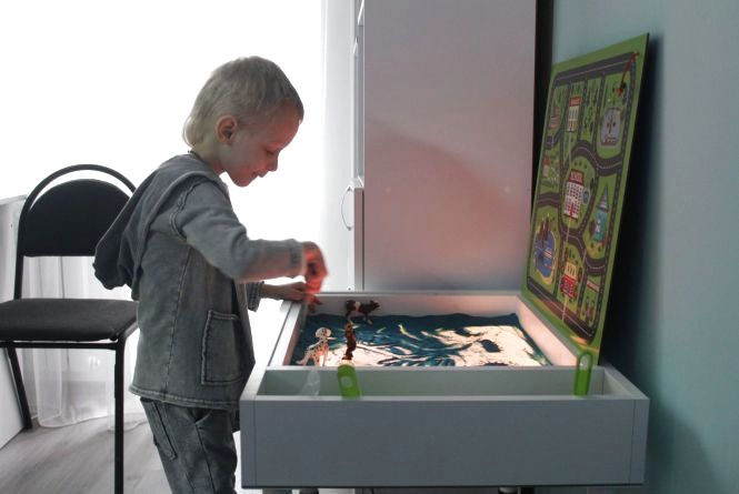 На Привокзальній хочуть відкрити інклюзивний центр для дітей