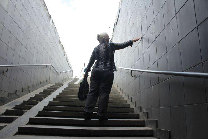 Підземний перехід на «Урожаї» почнуть ремонтувати в 2020 році