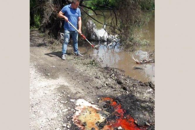 Екологічна аварія на Росі:  у криницях показник хімікатів був вище у 20 разів від норми