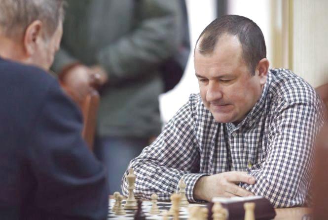 Директор Вінницької шахової школи Микола Боднар виграв відкритий турнір «Калинівка-2019»