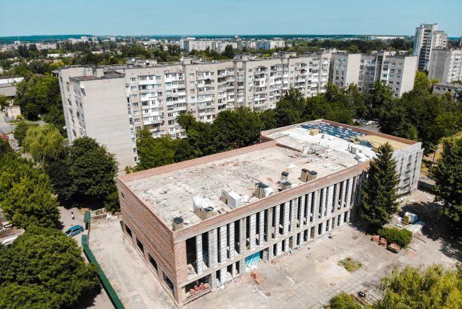 На реконструкцію вінницького спорткомплексу додатково виділили 20 мільйонів гривень