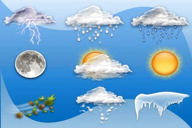 Прогноз погоди в Вінниці на сьогодні, 23 червня 2019 року