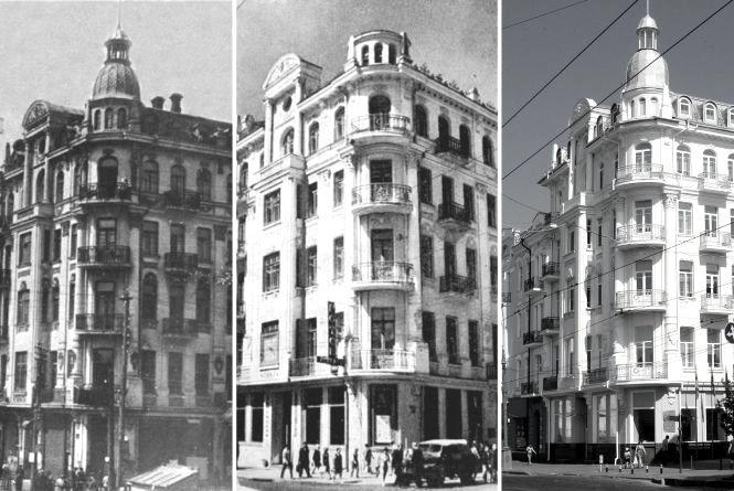 «Савою» 106 років! У мережу виклали фотопідбірку колишнього готелю