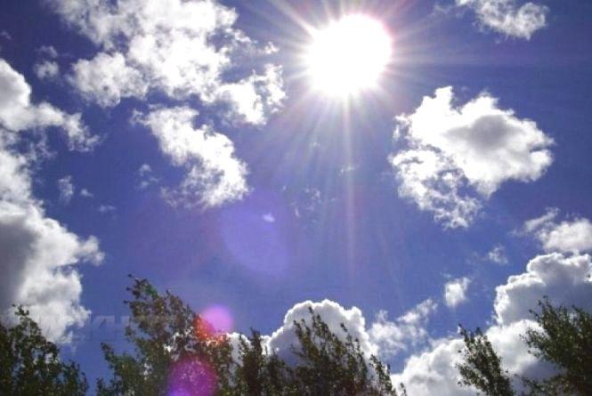 Прогноз погоди в Вінниці на сьогодні, 25 червня 2019 року