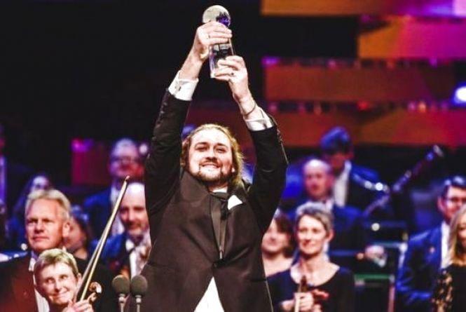 Співаком світу 2019 за версією BBC став баритон Андрій Кімач з Вінниччини