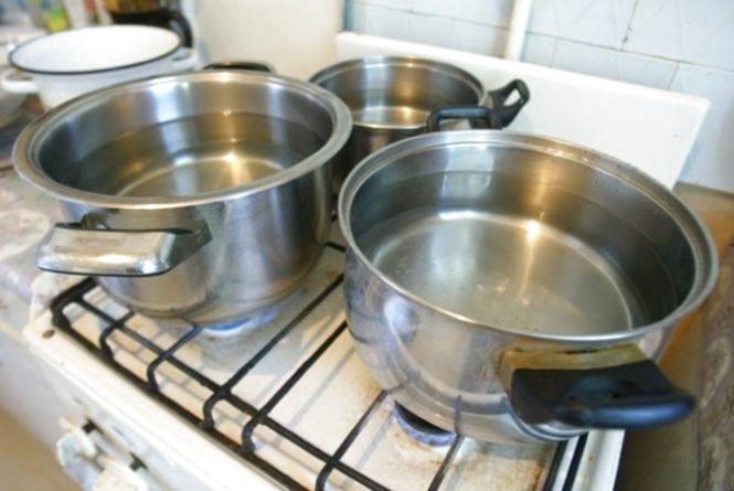 Сьогодні у Вінниці у 40 будинках не буде гарячої води (Перелік адрес)