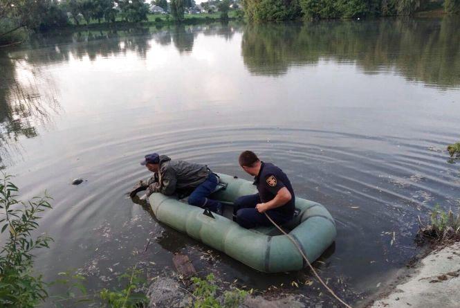 39 загиблих у воді: на Вінниччині в ставку виловили потопельника