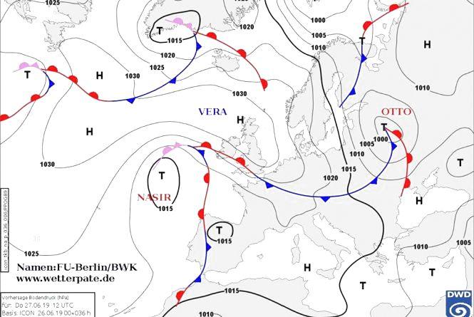 На Україну суне циклон Otto: яких погодних контрастів варто очікувати