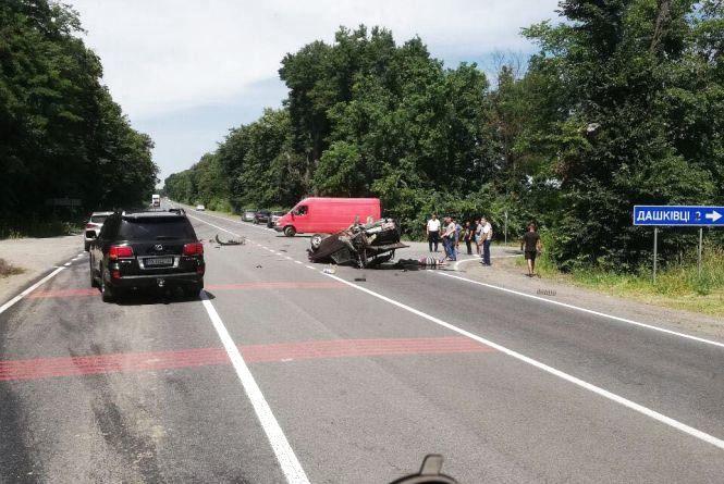 Моторошна ДТП біля Лукашівки: перші подробиці про смертельне зіткнення