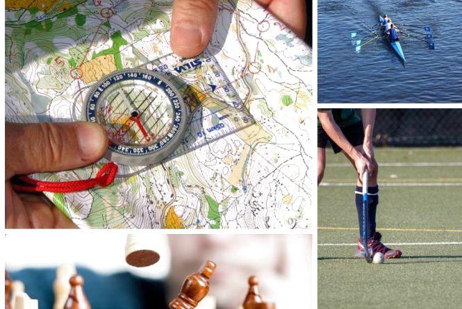 Анонси спортивного тижня: шахи, хокей на траві, радіопеленгація, водні види