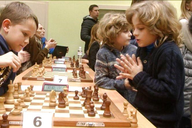 У вінницькому турнірі «Золота молодь» гратимуть юні шахісти з 9 країн
