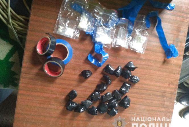 Викрили двох молодиків із Бару, які через Telegram продавали наркотики
