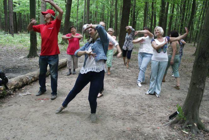 Для відвідувачів Терцентру провели англомовний квест «Nature Trails»
