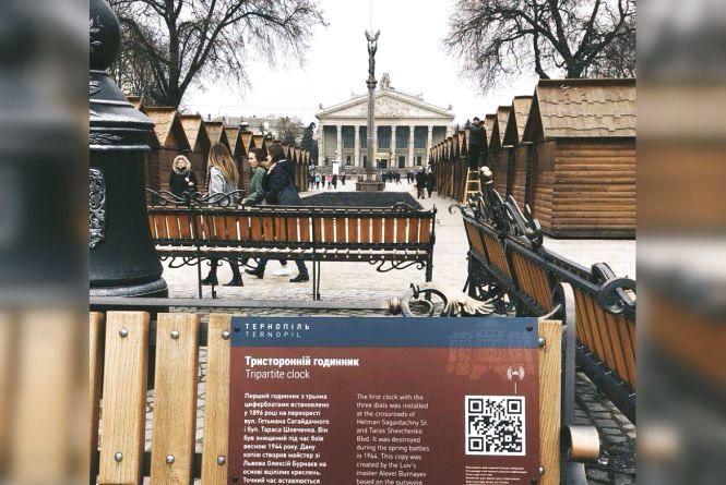 Харків'яни пропонують Вінниці туристичні таблички з QR-кодами