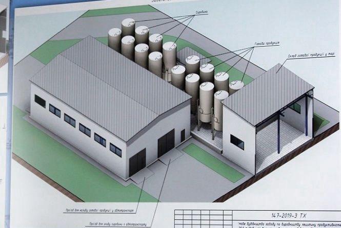 На Немирівському шосе збудують завод. На ньому робитимуть харчову добавку