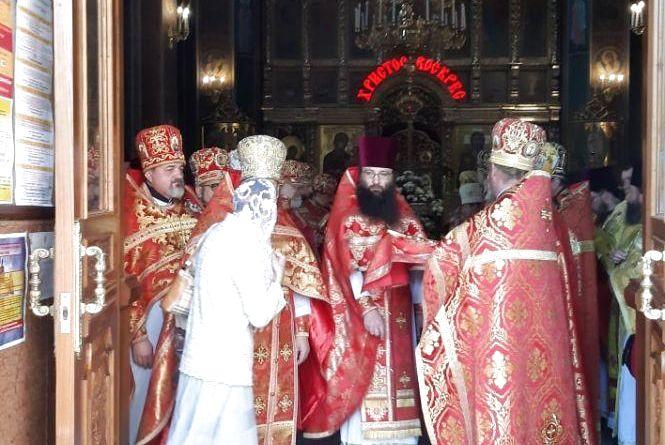 Симеон кличе захистити Спасо-Преображенський собор від Московського патріархату