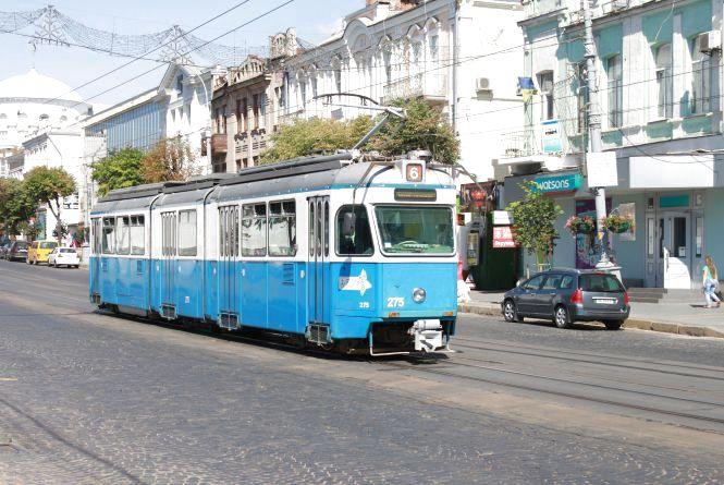 Ремонт трамвайних колій на Соборній: як ходитиме громадський транспорт