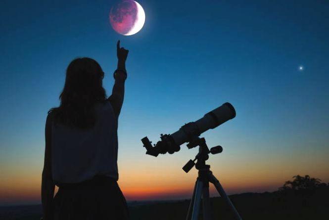 Місячне затемнення: коли відбудеться та що кажуть астрологи
