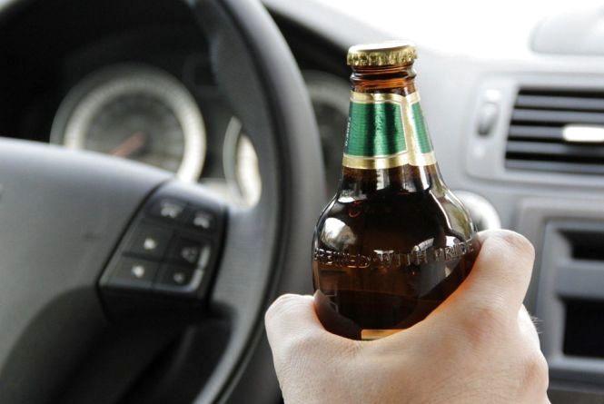 За минулу ніч у Вінниці виявили дванадцять нетверезих водіїв