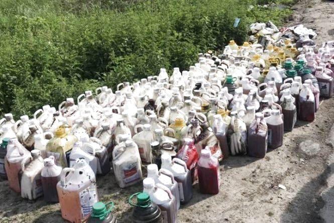 Екологічна аварія на Росі: державі завдано шкоду на понад 9 мільйонів гривень