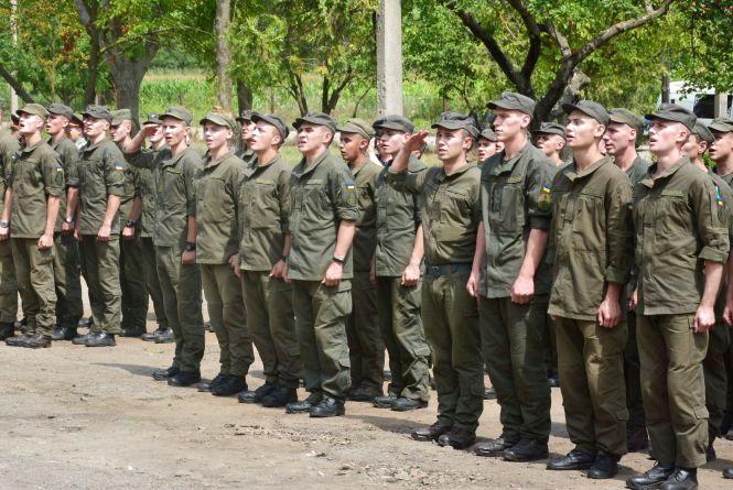 Кордон з Придністров'ям прикрили гвардійці – на службу заступила стрілецька рота