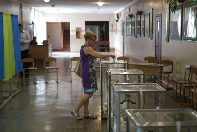 За п'ять годин виборів надійшло 23 повідомлення про порушення