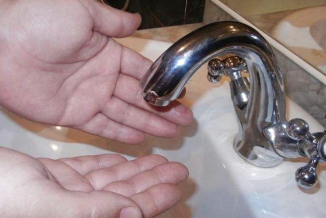 Сьогодні у Вінниці у деяких будинках не буде холодної та гарячої води