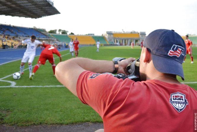 У Вінниці розпочалися обласні етапи Всеукраїнських  конкурсів спортивної фотографії і спортивних журналістів