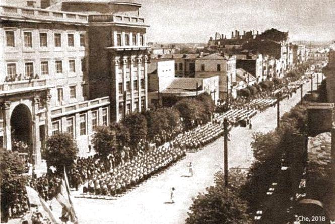 Вінниця у 50-х роках: дивіться унікальні фото з минулого нашого міста