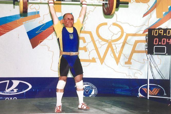 «З поляком у нас була «заруба» Золоту медаль на Європейських іграх виборов важкоатлет з Вінниччини