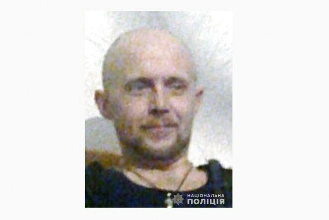 Пішов з дому та зник. Шукають 39-річного вінничанина Дмитра Буланова