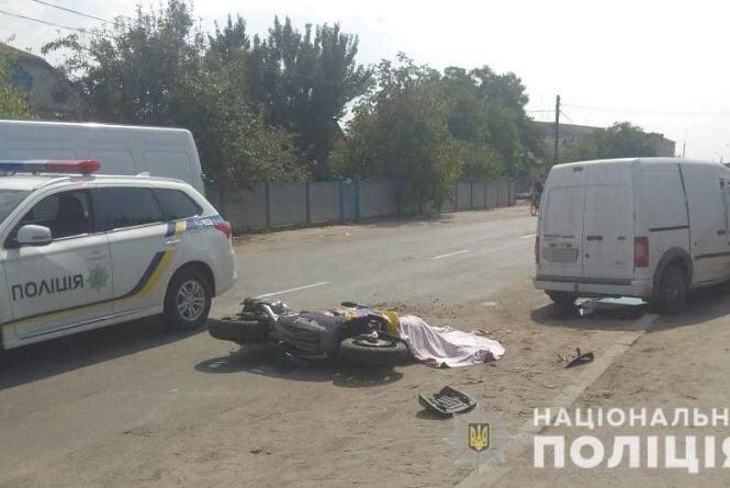 Смертельна ДТП: у Бершаді розбився на мотоциклі 22-річний хлопець