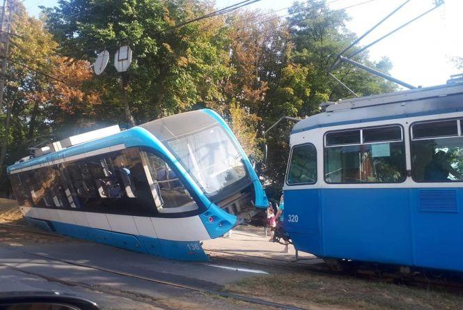 Встановили причину чому VinWay зійшов з колії на Хмельницькому шосе