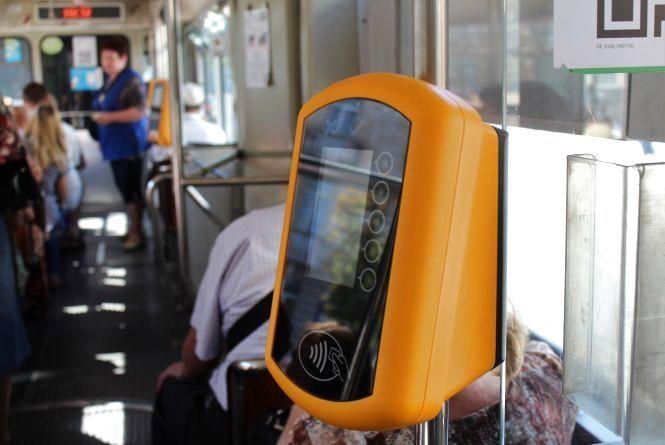Е-квиток тестують на трамваях маршруту №5