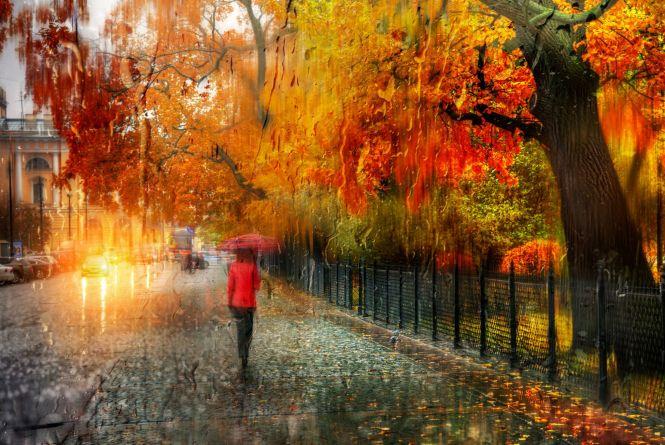 До України зайде холодний атмосферний фронт. Коли чекати дощу?